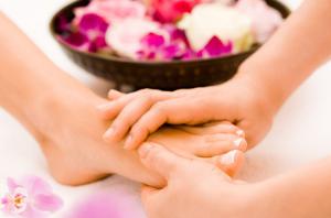 Fußmassage, Fussreflexzonen-Massage - Lamai Thai Massage Lörrach